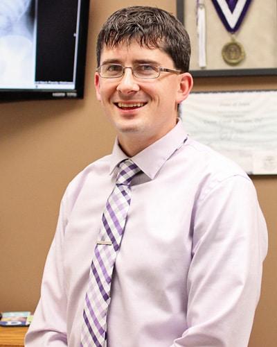 Chiropractor Clinton IA Trevor Tennant